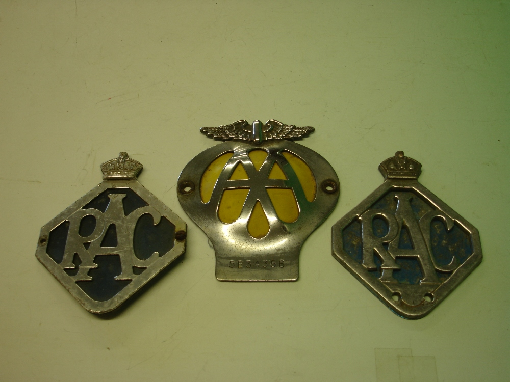 Second-hand Aa Badges
