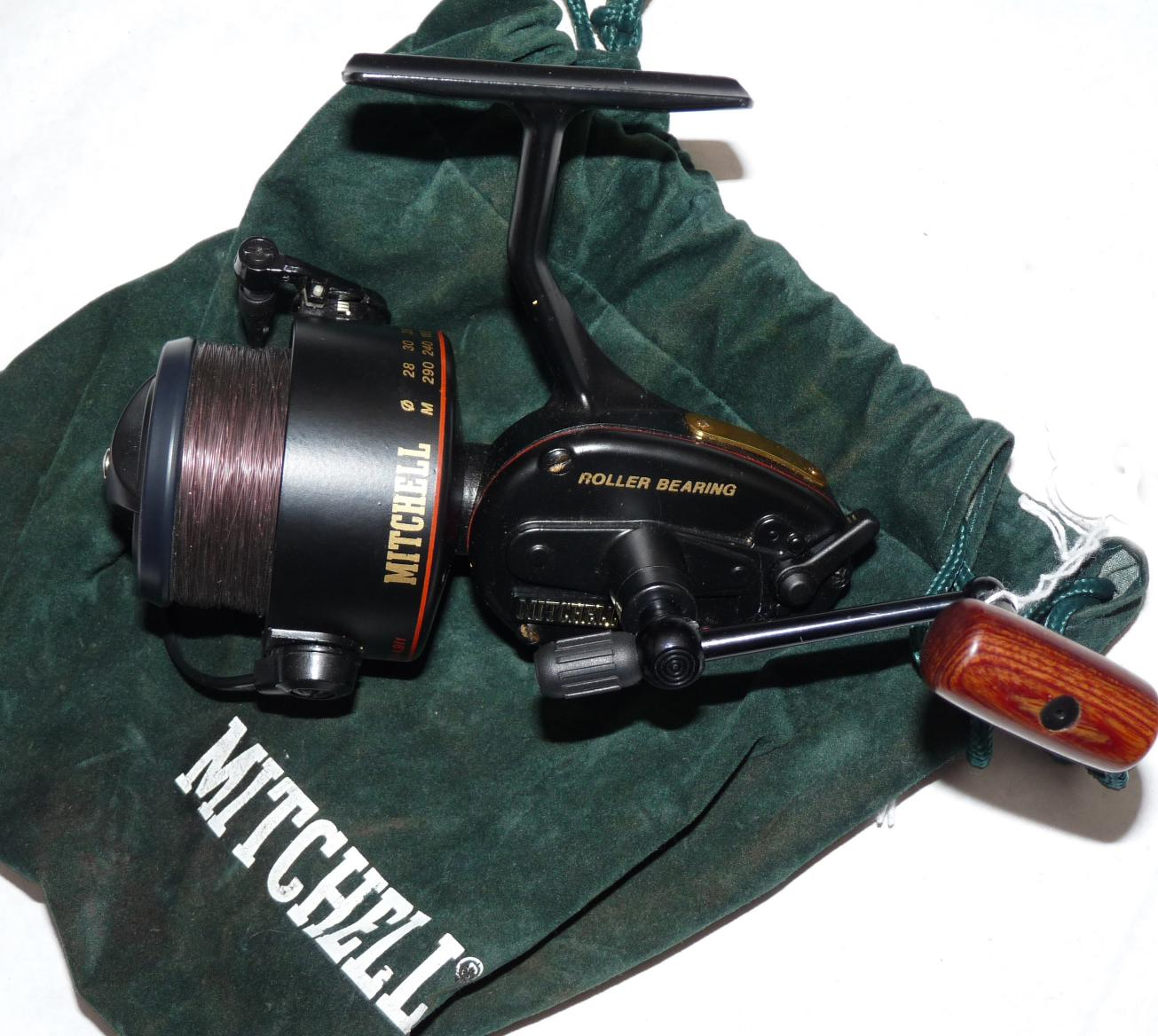 How Do I Date My Garcia Mitchell Spinning Reel And Establish Its Curren