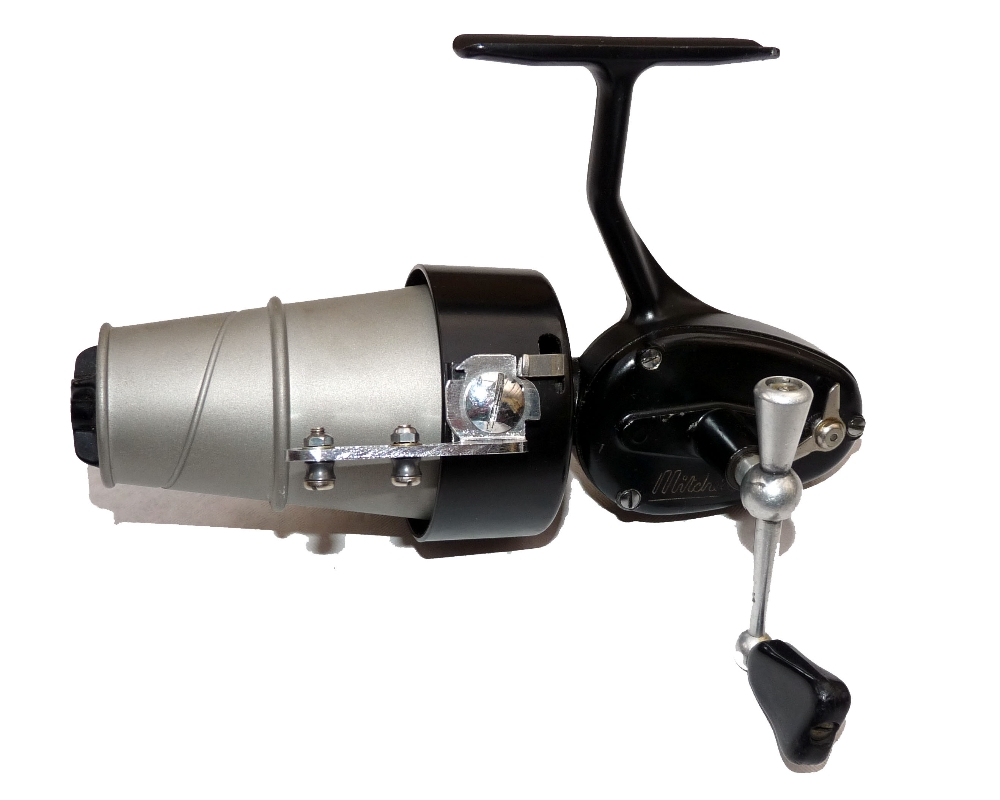 Mullock 39 s auctions reel rare mitchell 300 tournament for Mitchell 300 fishing reel