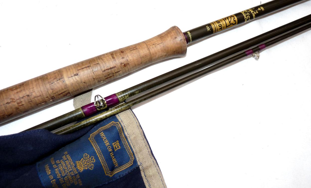 HARDY RODS - YEAR OF MANUFACTURE