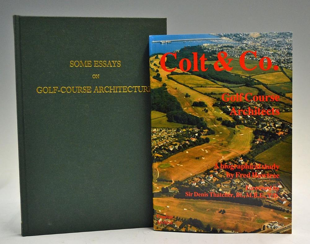 golf course essays