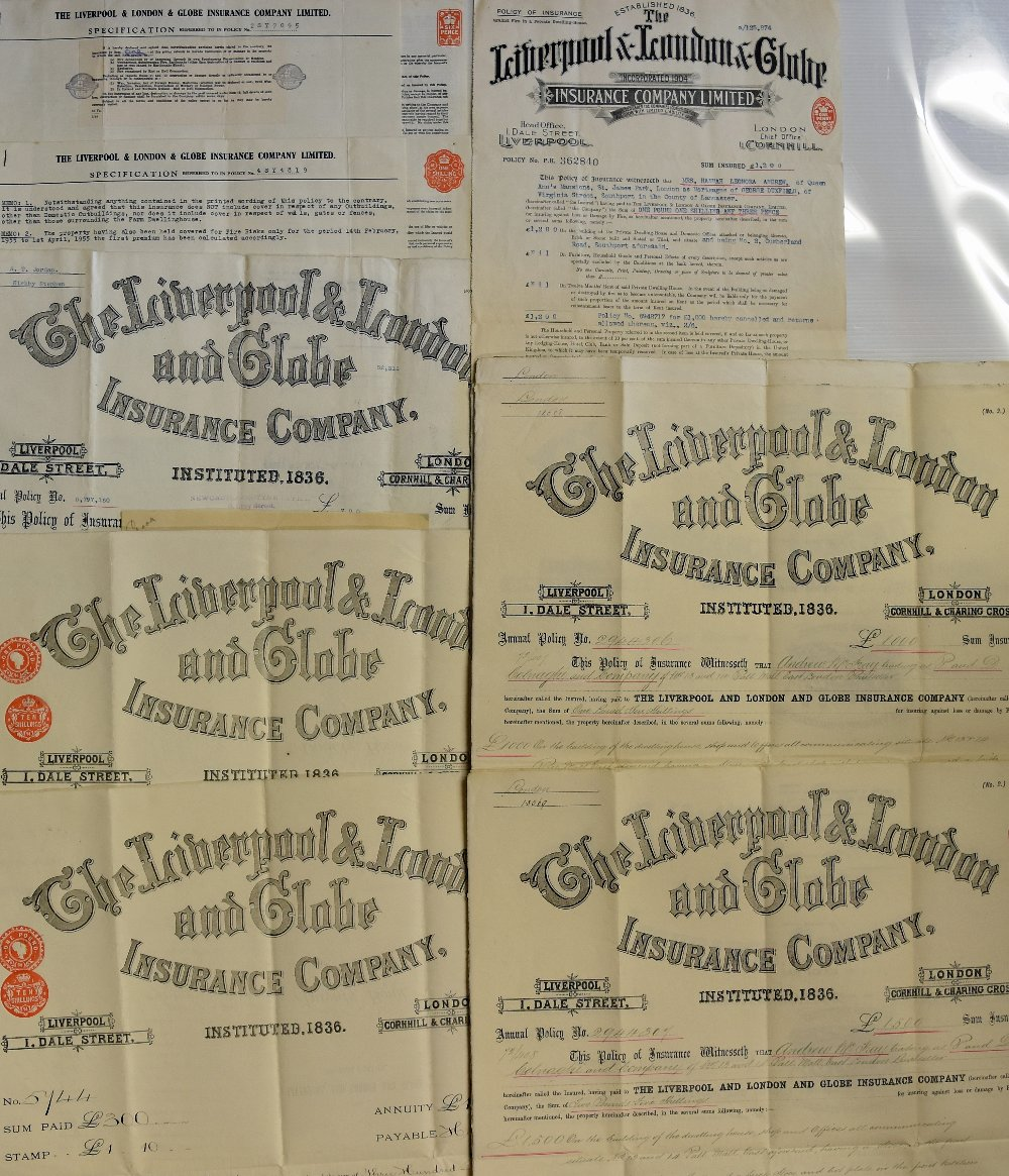Mullock's Auctions - The Liverpool & London and Globe ...