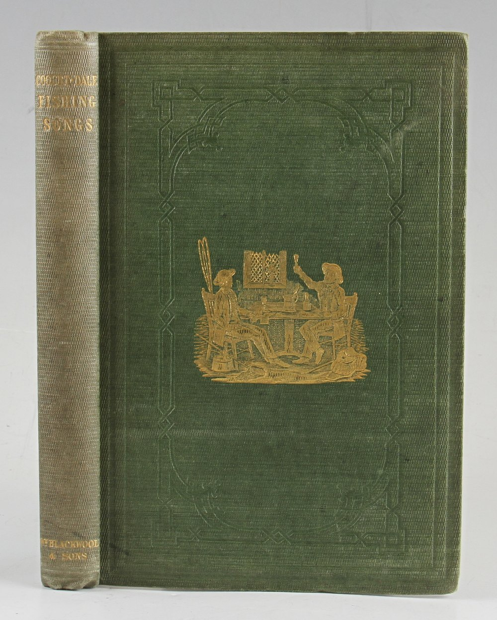 North Country Auctions >> Mullock S Auctions Fishing Book North Country Angler