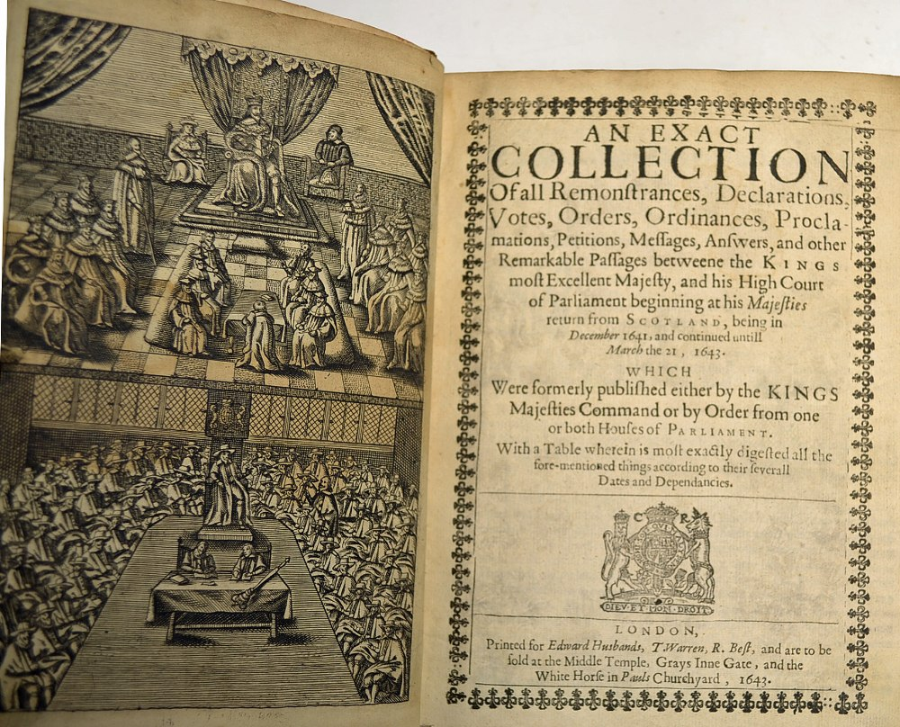 Mullock S Auctions An Exact Collection Of All Remonstrances