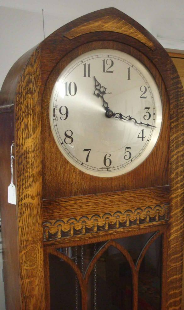 Mullock S Auctions Smith S Enfield Grandfather Clock