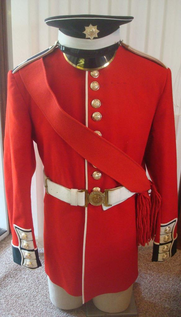 Coldstream Guard Uniform 10